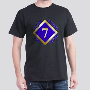 BluePendants7 Dark T-Shirt