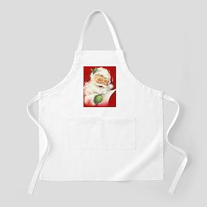 Santa Vintage Apron
