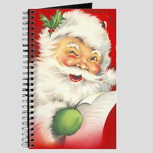 Santa Vintage Journal