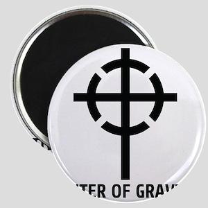 center of gravity cross Magnet