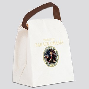 Inauuguration Day(blk) Canvas Lunch Bag