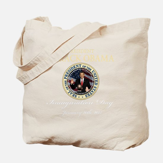 Inauuguration Day(blk) Tote Bag