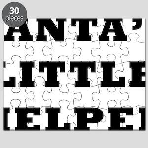 Santas little helper Puzzle