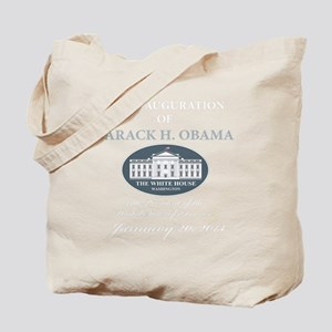 2013 inauguration day a(blk) Tote Bag