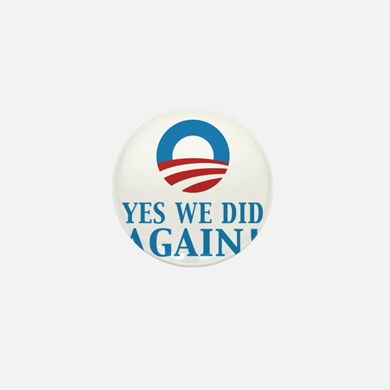 yes we did again Mini Button