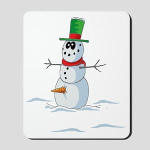 Snowman Mousepad