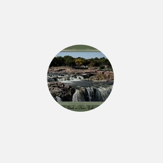 FallsPark3 Mini Button