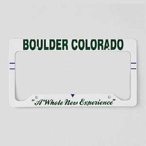 mj29light License Plate Holder