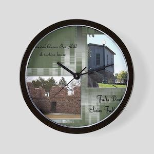 FallsPark4 Wall Clock