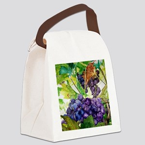 Napa Harvest Canvas Lunch Bag