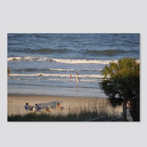 Beach Time Postcards (Package of 8)