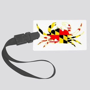 Maryland Crab Large Luggage Tag
