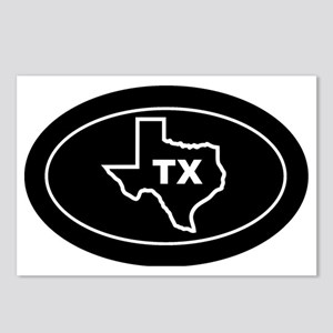 TX - Texas Postcards (Package of 8)