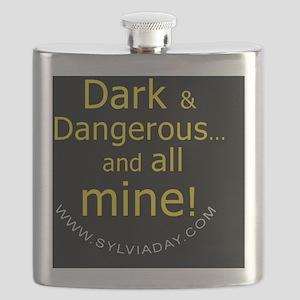 Dark and Dangerous Flask
