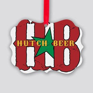 Hutch Beer Picture Ornament