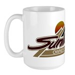 Sunline Owner's Club Large Mug