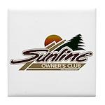 Sunline Owner's Club Tile Coaster
