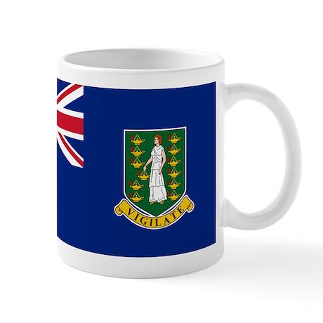 British Virgin Islands Mugs