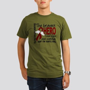 D Multiple Myeloma Br Organic Men's T-Shirt (dark)