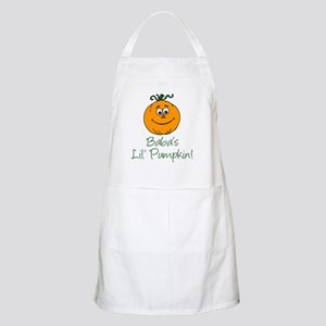 Baba Little Pumpkin Apron