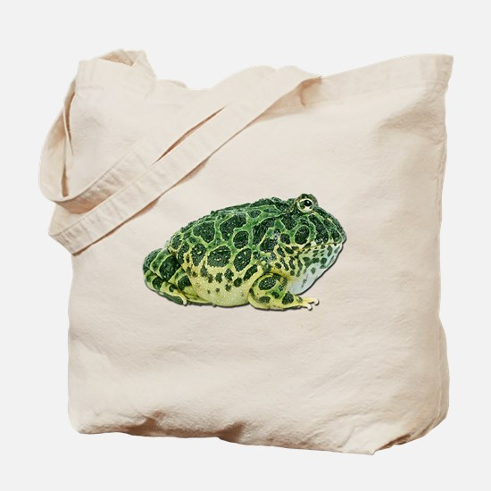 Pacman Frog Photo Tote Bag