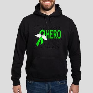D Muscular Dystrophy Bravest Hero I  Hoodie (dark)