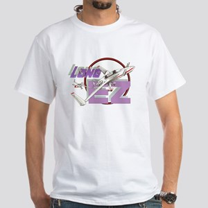 LONG E-Z White T-Shirt