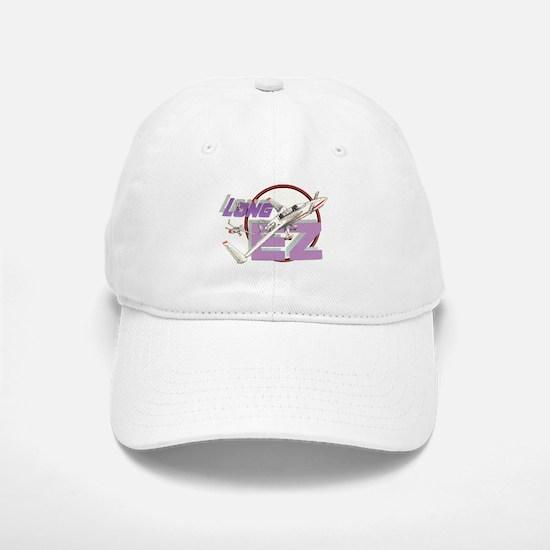 LONG EZ Baseball Baseball Cap