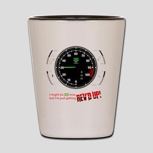 speedometer-30 Shot Glass