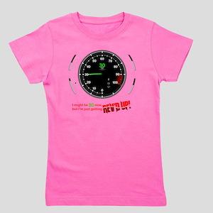 speedometer-30 Girl's Tee