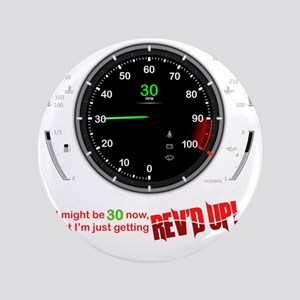 "speedometer-30 3.5"" Button"