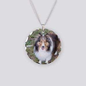 Charlie Necklace Circle Charm