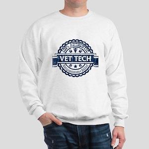 100% Authentic Vet Tech (Blue) Sweatshirt