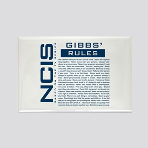 NCIS Gibbs Rules Magnets