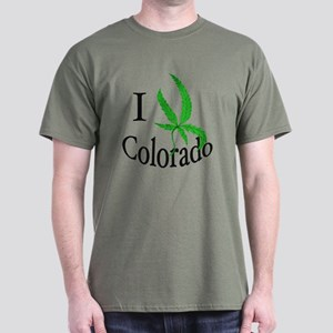 I pot Colorado Dark T-Shirt