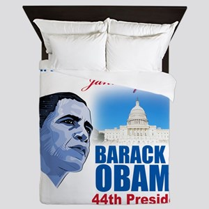 57th Presidential inauguration Queen Duvet
