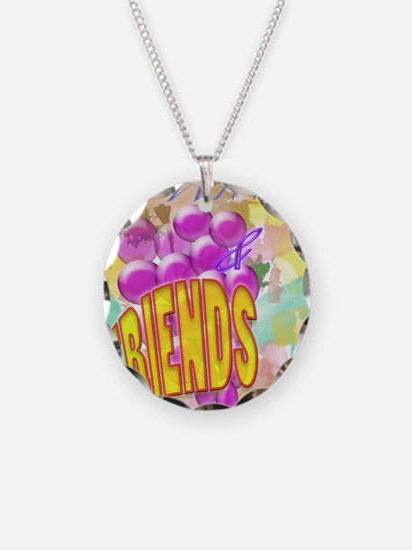 Wine & Friends Necklace