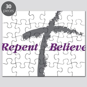 Repent Believe Puzzle