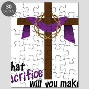 What Sacrifice will you make? Puzzle