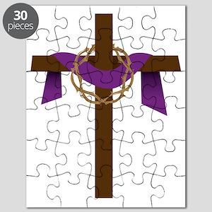 Season Of Lent Cross Puzzle