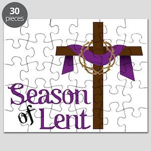 Season Of Lent Puzzle