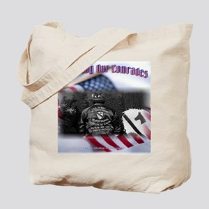 Honoring Our Comrades Tote Bag