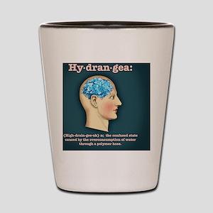 hydrangea-head-TIL Shot Glass