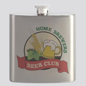 Home Brewers Flask