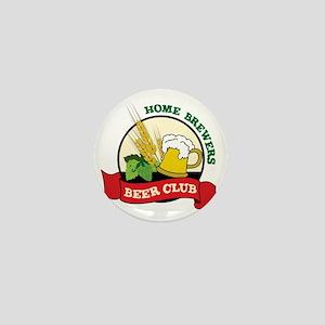 Home Brewers Mini Button