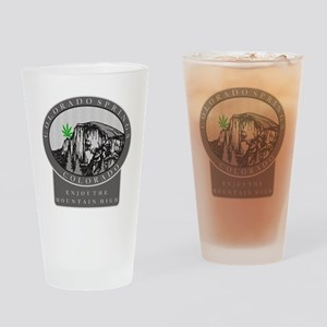 mj36dark Drinking Glass