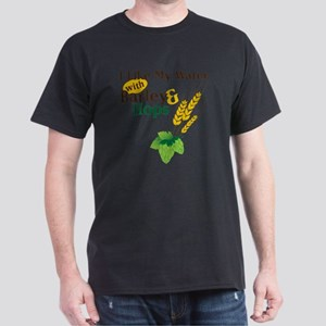 I Like My Water Dark T-Shirt