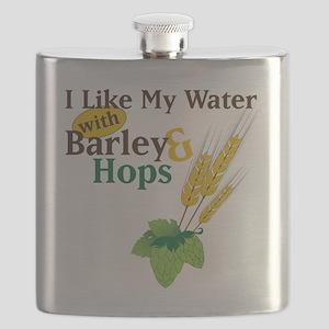 I Like My Water Flask