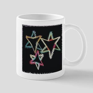Neon Star Mug