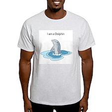 I am a Dolphin Light T-Shirt